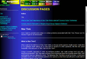 Discussion: Star Trek